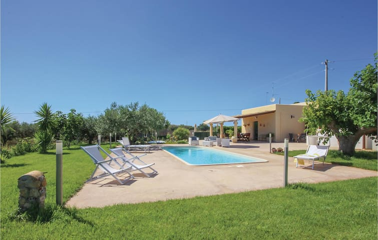 Holiday cottage with 2 bedrooms on 61m² in Menfi -AG-