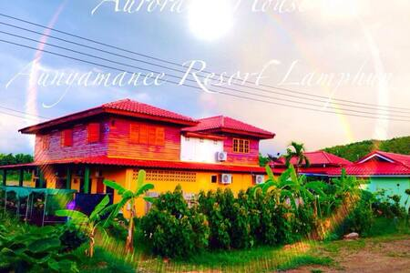 10 bedrooms: Northern Thai Style - Pasang - บ้าน