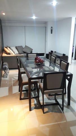 Moderno y comodo departamento !!! - Cuernavaca - Leilighet
