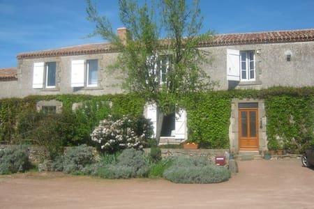 La Petite Maison B & B, chambre dou - Sainte-Gemme
