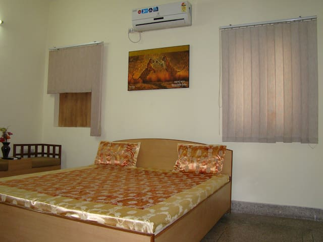 Room # 103 of BnB-Delhi