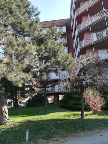 Appartamento Farnese , luminoso con terrazza