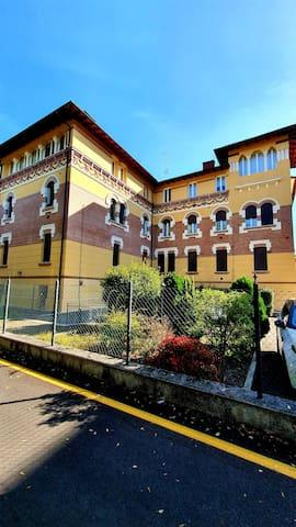 Appartamento centrale in immobile di prestigio
