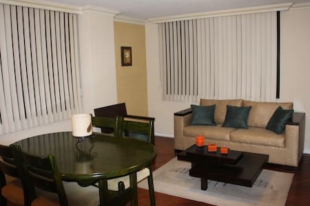Suite. Great location, Comfortable - Quito