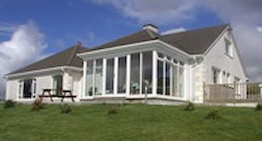 Holiday Rental, Kilcar, Ireland - Curris - House