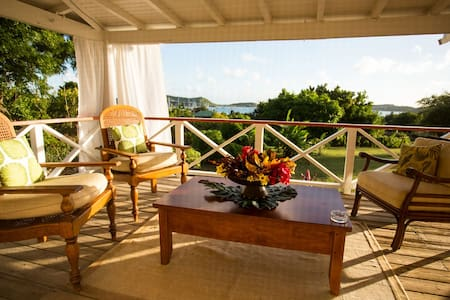Banana Tree Bungalows, Antigua W.I. - St. Paul