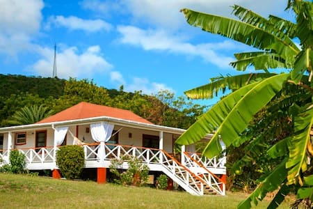 Banana Tree Bungalows1, Antigua W.I. Listing one