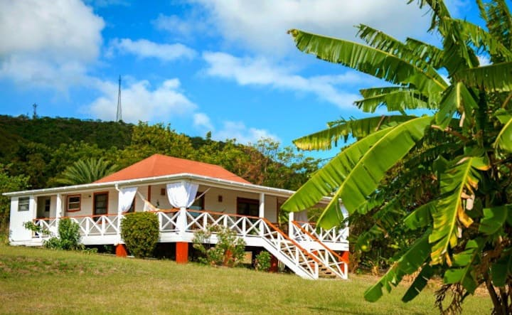 Banana Tree Bungalows1, Antigua W.I. Listing one