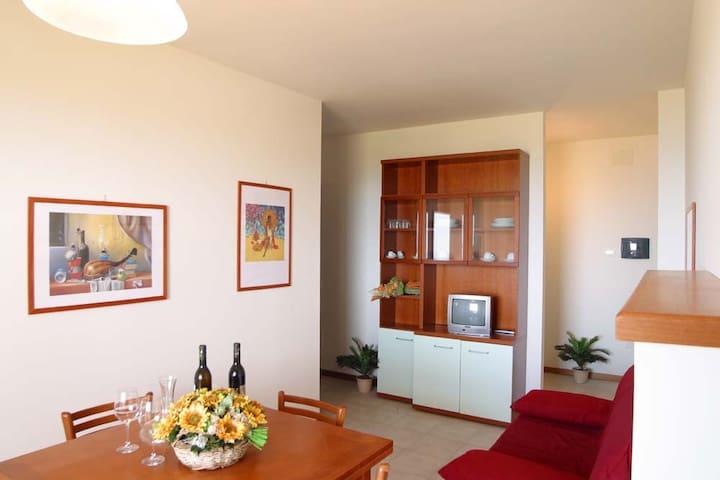 Appartamento Bilocale 2 posti letto