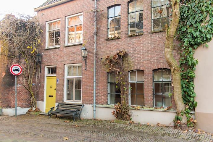 Ruim Vakantiehuis in hartje 's-Hertogenbosch