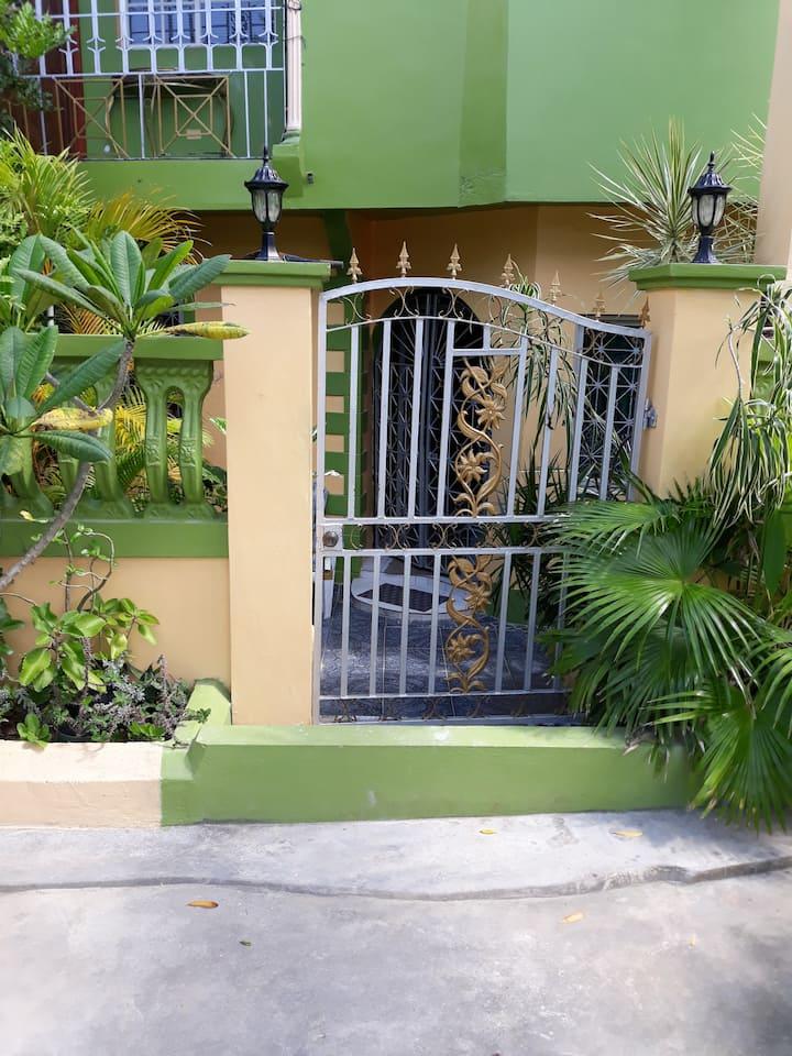 Tanya's Apartment buildings in Negril, Jamaica