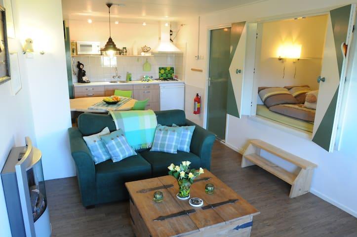 De Bedstee - Appartement Groen - Den Hoorn Texel - アパート