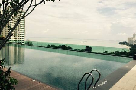 Niceview@AndamanSerene - Tanjung Bungah - Daire