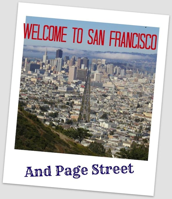 Welcome To San Franciscio