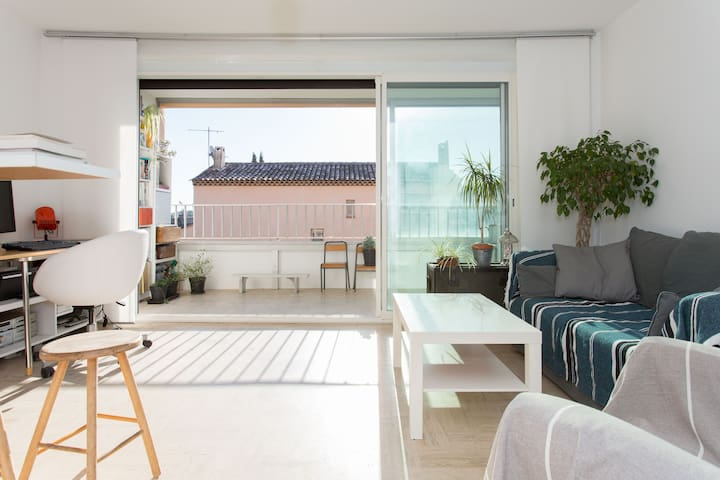 Lovely 2-room Antibes FrenchRiviera