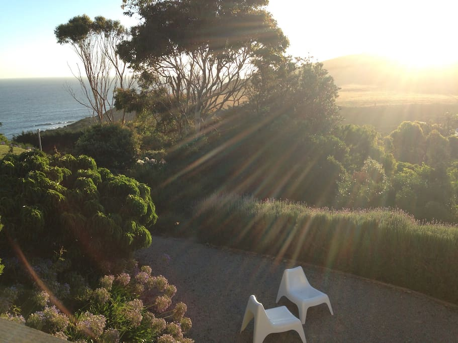 Our fave spot for a sundowner.