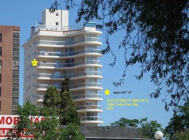 Dpto en Villa Carlos Paz Córdoba Et - Villa Carlos Paz - Apartment