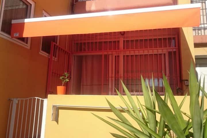 Ruhiges Appartement im Zentrum von Torremolinos