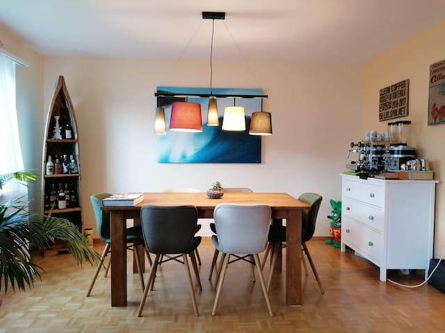Gemütliches Zimmer - Ideal für das ESAF