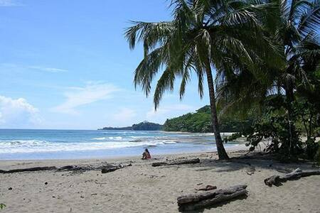 Cabina baño privado frente al mar Playa Chiquita - Пуэрто-Вьехо-де-Таламанка - Кондоминиум
