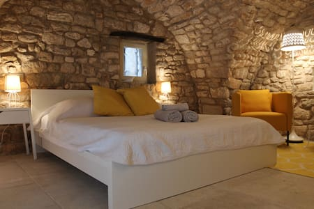 Charming independent bedroom Bonnieux Luberon - Bonnieux - 独立屋
