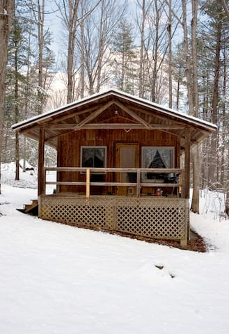 Romantic Mnt Cabin, Lake, Hiking #5 - Crozet - Cabin