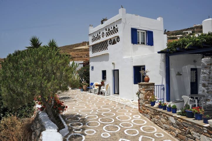 Tinos - Traditional Apartment  - Tinos - Appartement
