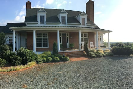 Chanticleer Farmhouse - Gordonsville