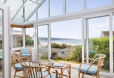 Sea Shore Beach House at Hayle Towans, St Ives Bay