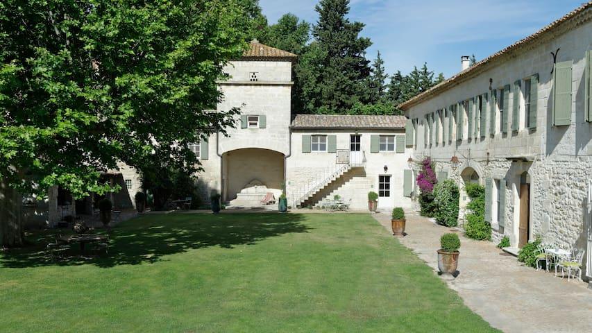 Gite de charme LE SUD - Beaucaire - Apartment