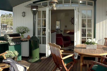 Exclusive Houseboat in Stockholm - Solna - Villa
