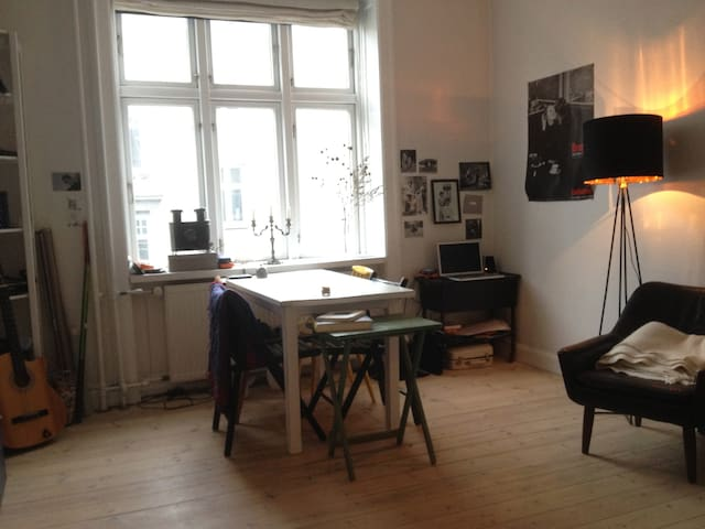 In the heart of Christianshavn - Kopenhaga - Apartament