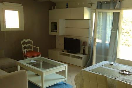 appartement calme proche des vignes - Cogolin - Wohnung