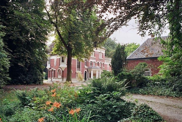 Appartement d'hôtes dans un manoir - Corbehem - Castle