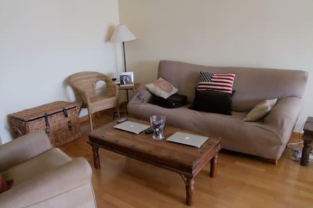 Cosy apartment in Terrassa's heart - Terrassa - Pis