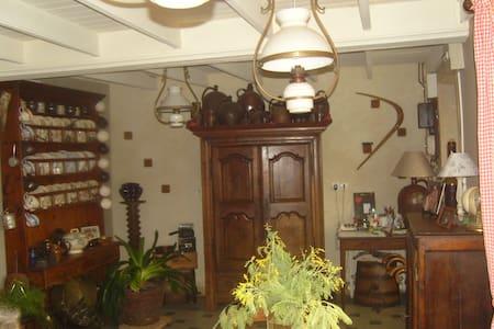 Chambre meublé chez l habitant FRB - Bricqueville la blouette