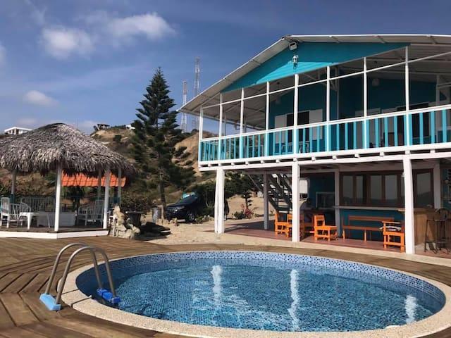 Casa de Playa / Beach House Santa Marianita