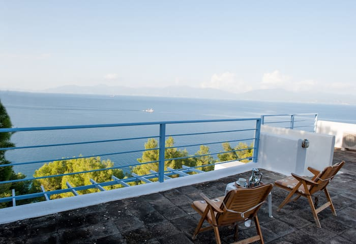 Marvelous sea view - Endless nature - Fthiotida - House