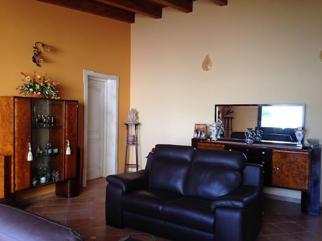 Villa near Selinunte - Castelvetrano - Vila