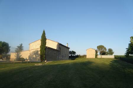 Ferme restaurée proche Lautrec - Saint-Genest-de-Contest - Дом