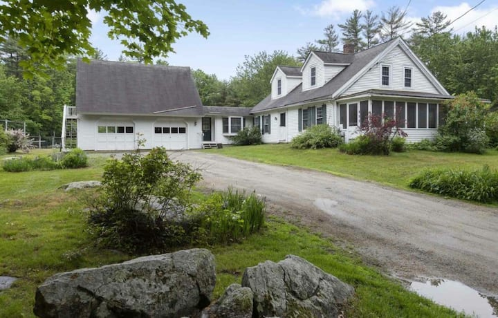 Your Historic Farm Home by the Lake Awaits You