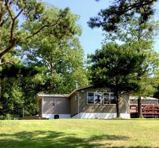 Hunter/Fisher Retreat Surrounded by Forest w3Lakes
