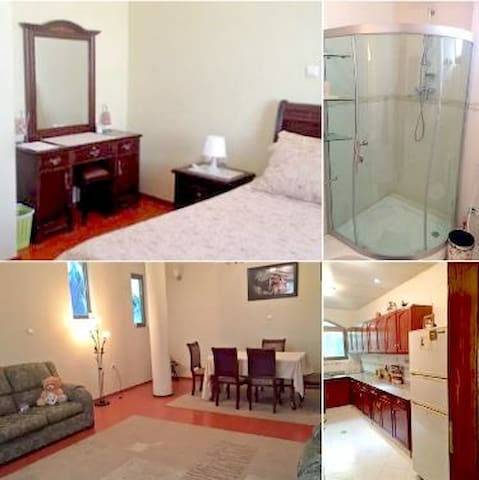Cozy and clean room !! - Addis Ababa - 一軒家