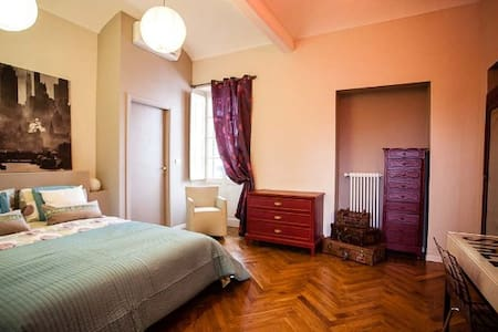 Mathi B&B in villa d'epoca - Mathi - Гестхаус