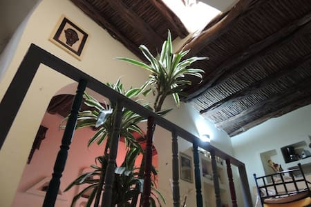 Chambres privées / Rooms  for rent  in lovely Riad - Essaouira - Hus