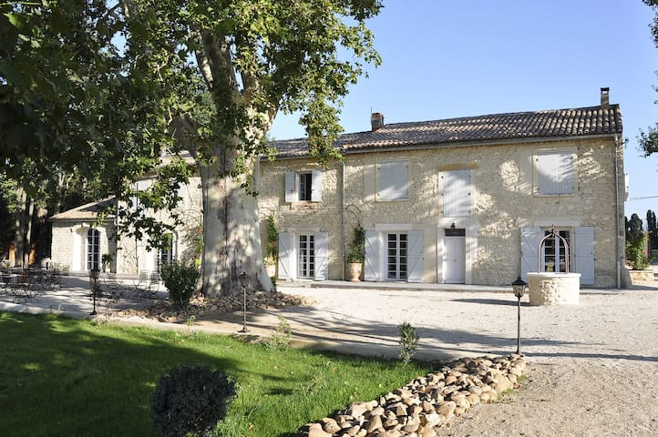 Le 7 Mas Provencal - Saint-Andiol - Hus