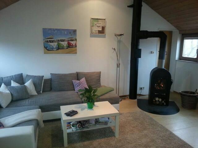 Maisonette-Wohnung im Herzen Ulms - Ulm - Apartmen