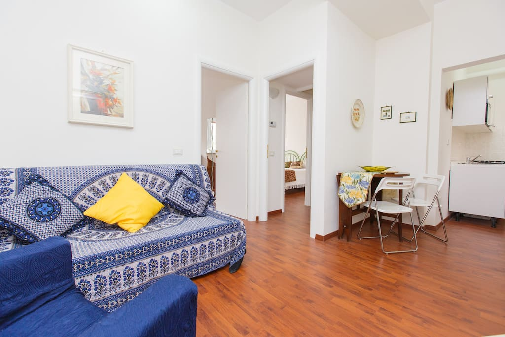 Nice APT in the heart of Rome