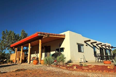 Gooseberry Mesa Lodge near Zion NP - Zion National Park, Apple Valley - Casa
