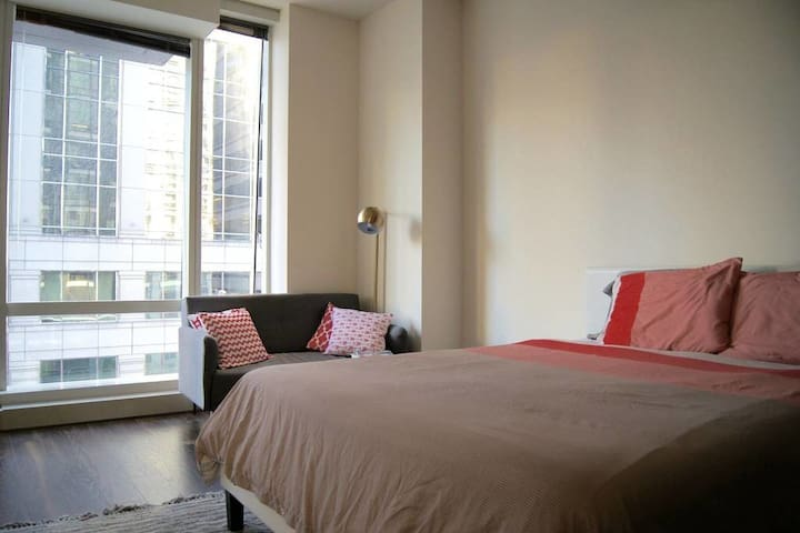 Luxury Downtown Getaway w/ Instagram Worthy Views - Chicago - Apartemen